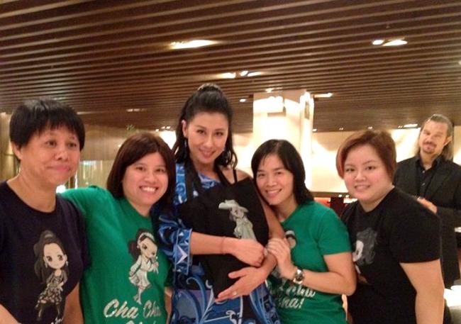 Sally Yeh Fan Photos